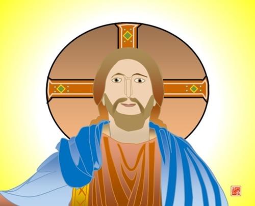 キリスト(十字架)
