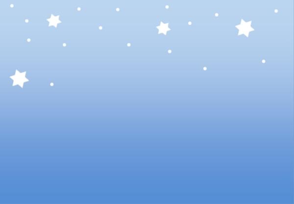 15.9.9夜の星空(グラデーション)