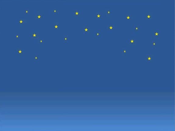 エクセルで星空を描いてみよう!